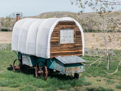 glamping trailer