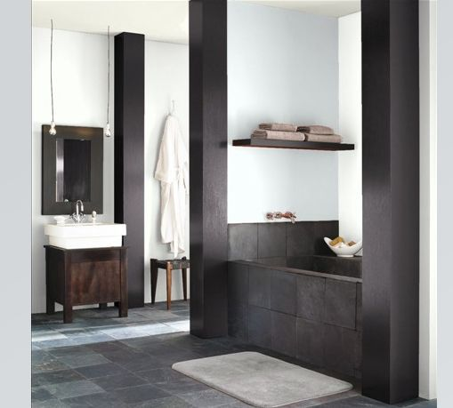 ideas de baño blanco