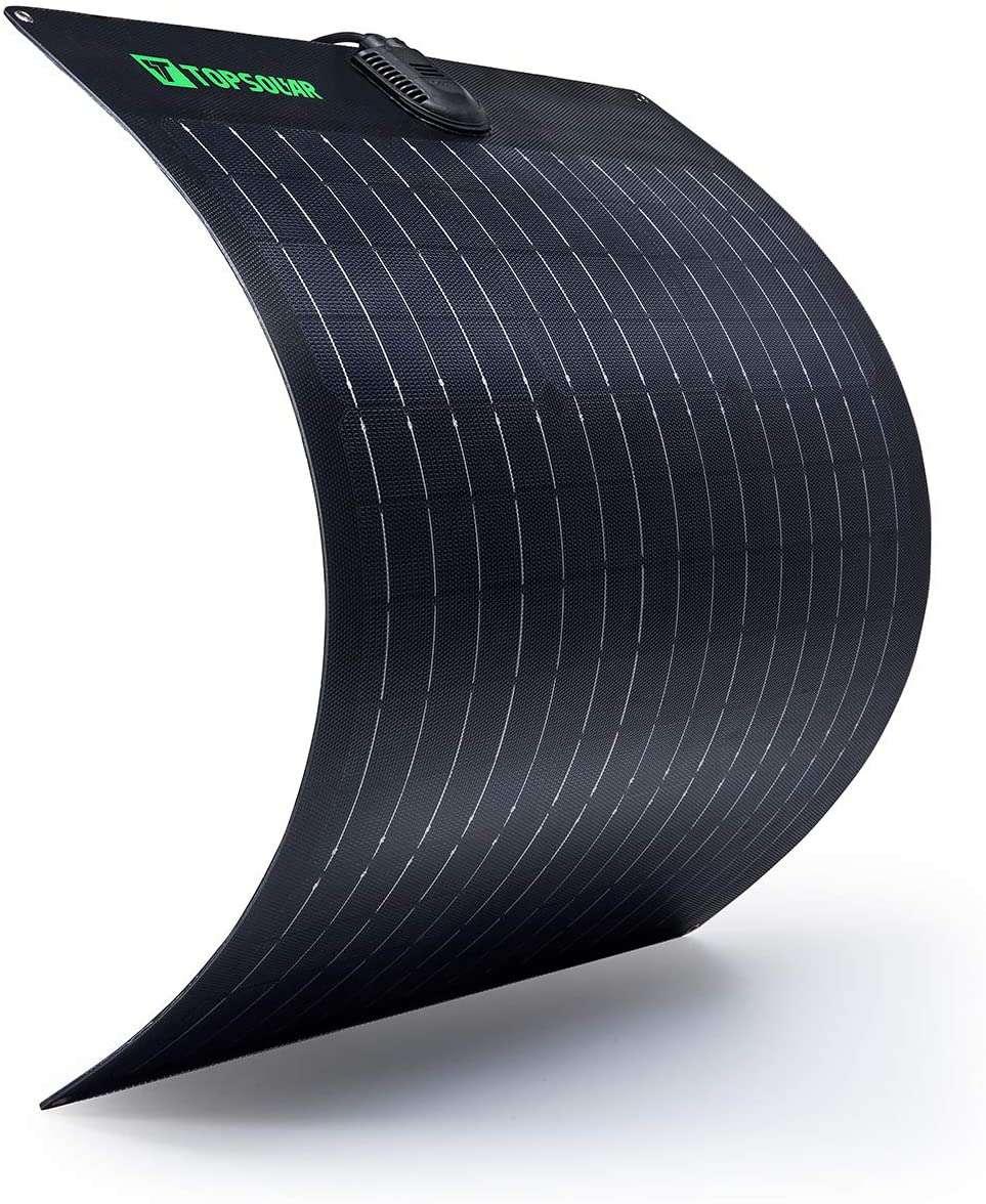 Flexible 50W Solar Panel