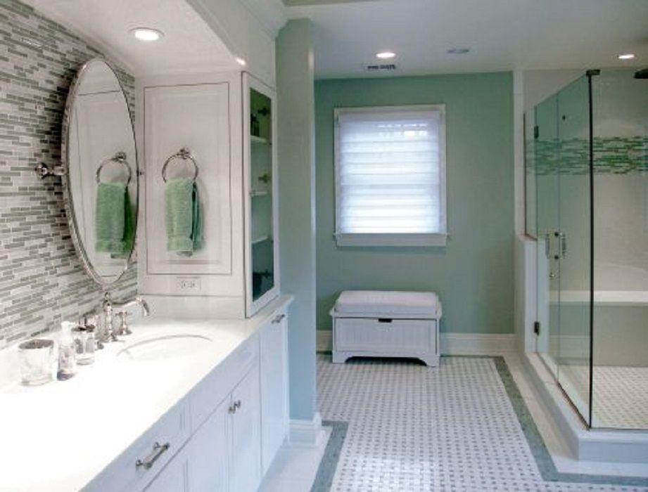Renovación de baño doble