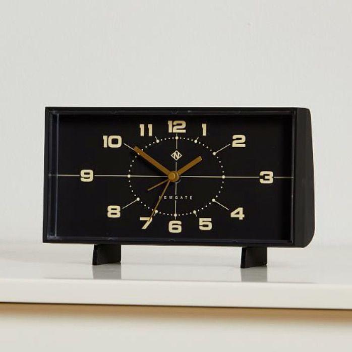 Wideboy Analog Alarm Clock