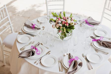 Wedding Fl Centerpiece