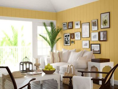 Wall Colors We Love For The Living Room