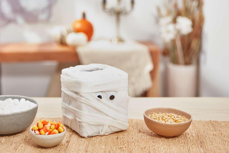 Halloween feel box