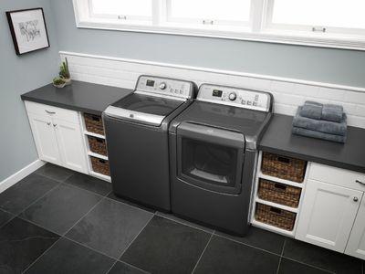 Maytag bravos washer and dryer