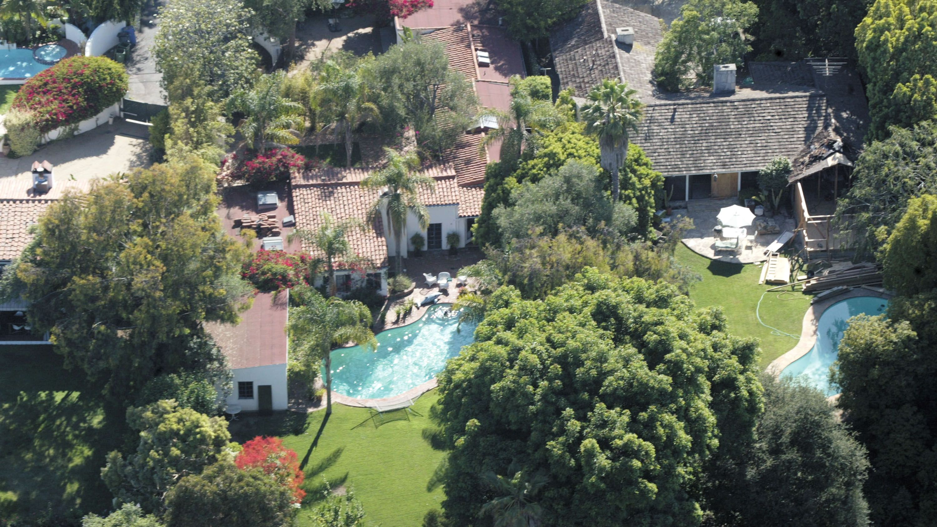 Tour Marilyn Monroe S Brentwood House