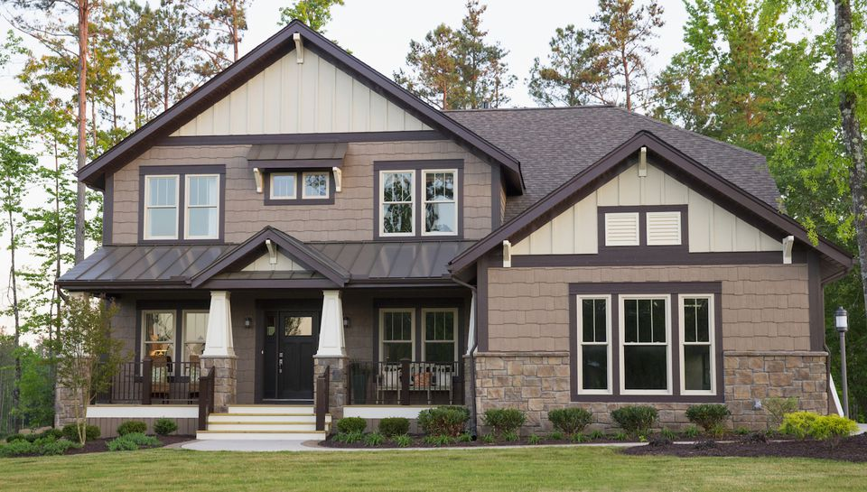 Lovely Choosing Trim Color for Exterior