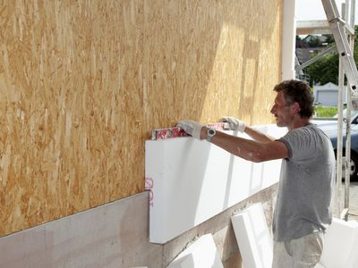 How To Install Insulation In Wall Without Removing The