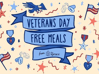 TGI Fridays Free Veterans Day Meal