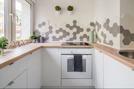 Backsplash Ideas With A Dash Of Fun White Hygge Tile