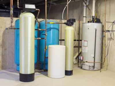 Residential water filtration