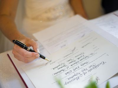 How to Get a Marriage License in Florida