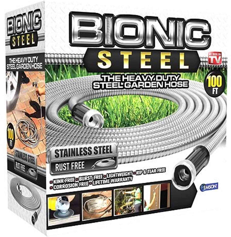 Bionic Steel 100 Foot Garden Hose