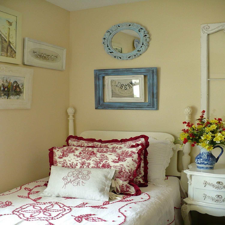 Dormitorio francés