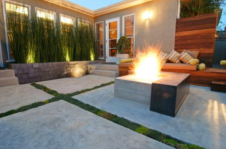 Concrete Patios Great Designs And Ideas