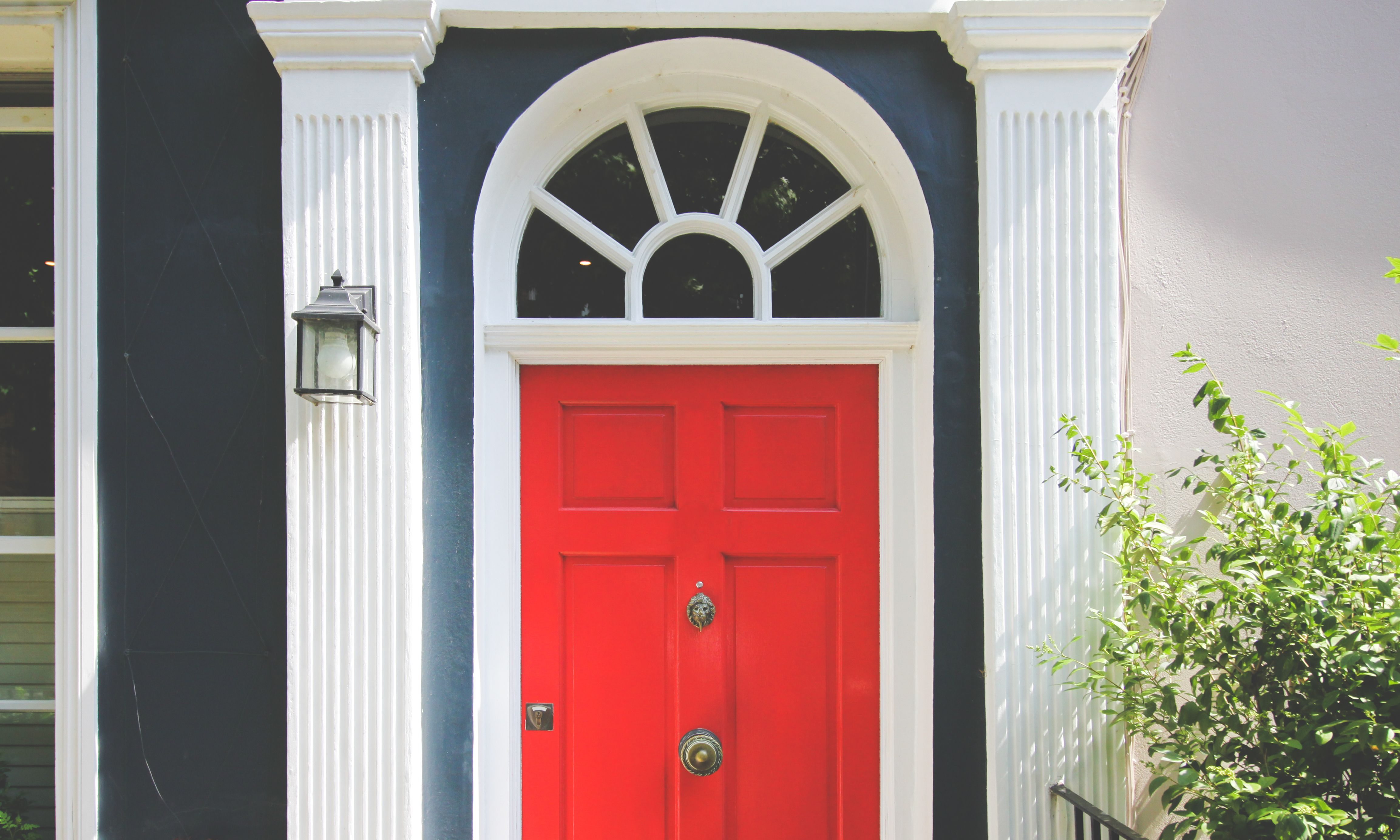 Strongest Feng Shui Colors For An East Facing Door