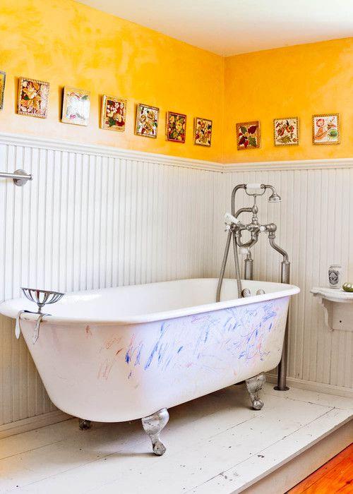 Bathroom Designs With Clawfoot Tubs | 10 Beautiful Bathrooms With Clawfoot Tubs