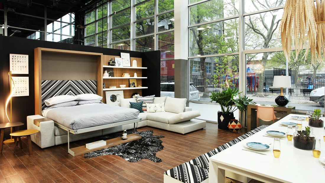 Small Spaces, Space Saving Convertible Furniture