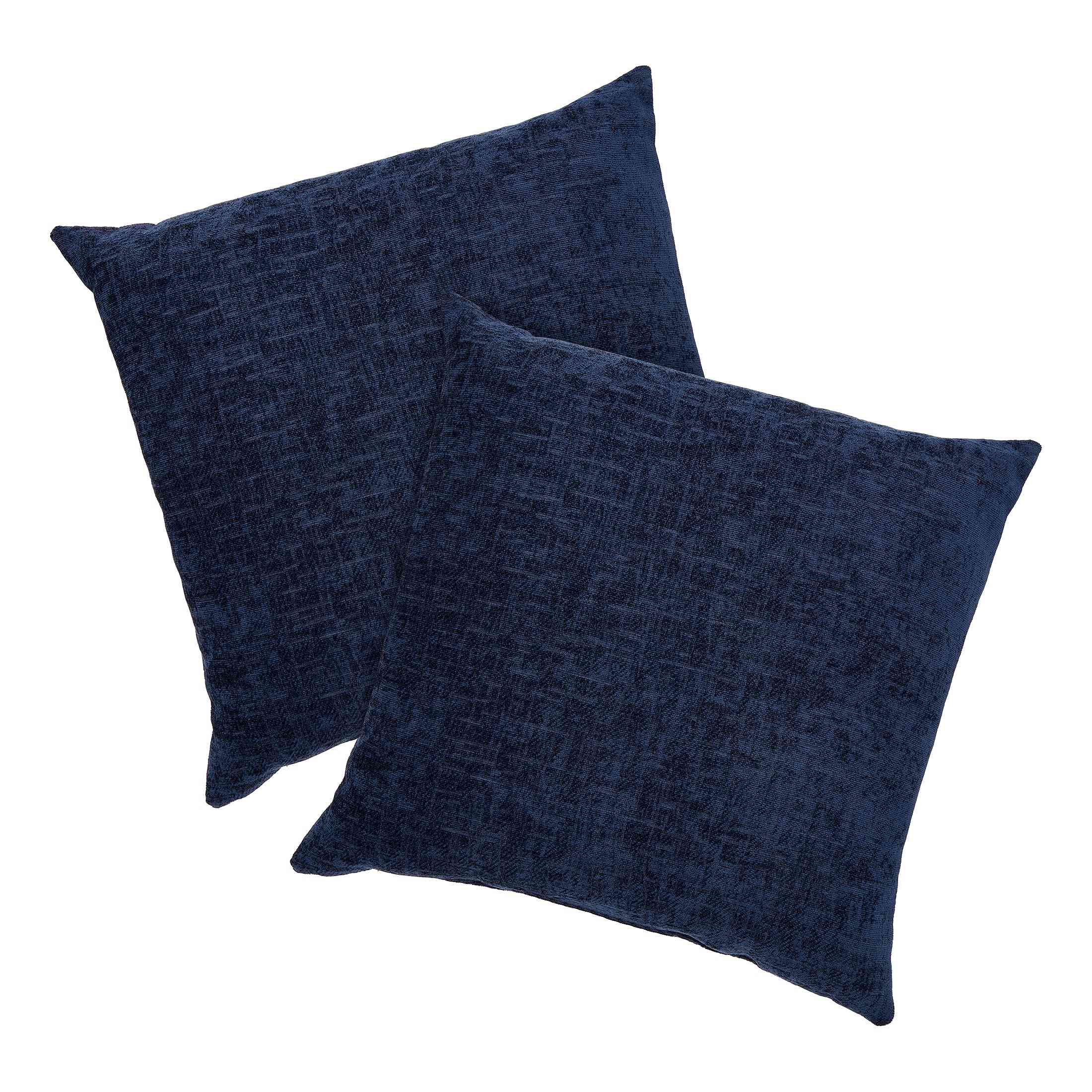 Mainstays Chenille Decorative Square Throw Pillow
