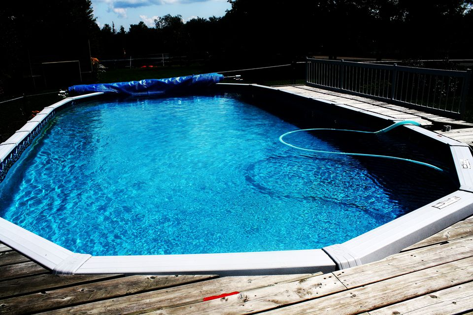 AboveGround Swimming Pools Designs Shapes and Sizes