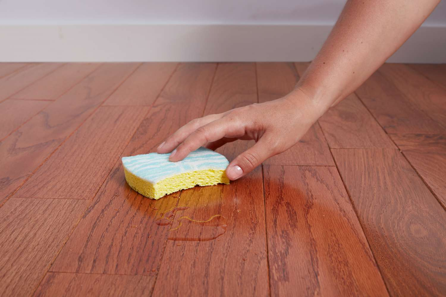 How To Clean Hardwood Floorake