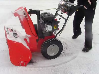 Help! My Snow Blower Won't Start Up (Troubleshoot It)