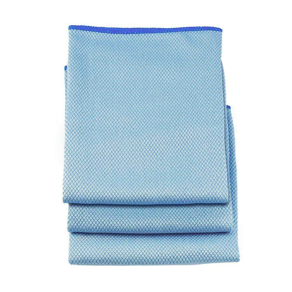 Unger 18 in. Large Microfiber Cloths (3-Pack)
