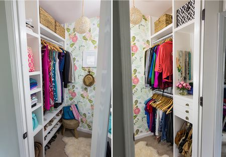 . 21 Best Small Walk in Closet Storage Ideas for Bedrooms