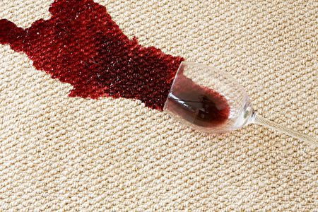 How to Get Red Wine Stain Out Of Carpet
