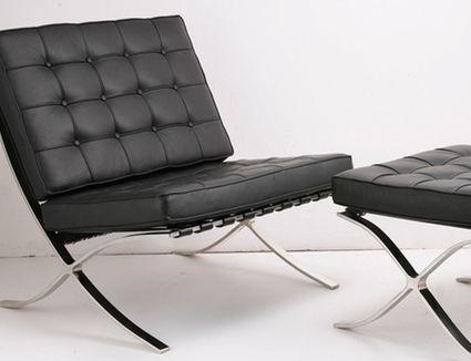 Mies Barcelona chair