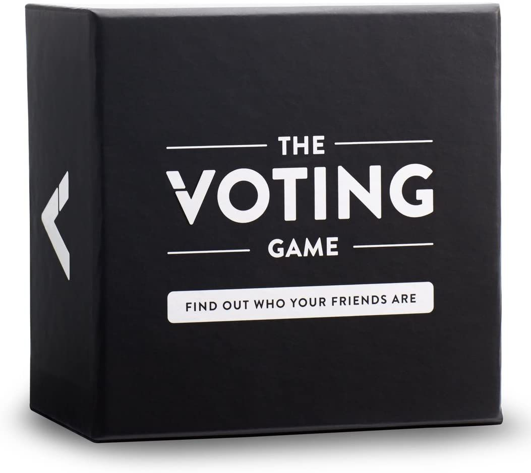 The Voting Game The Voting Game: The Adult Party Game About Your Friends