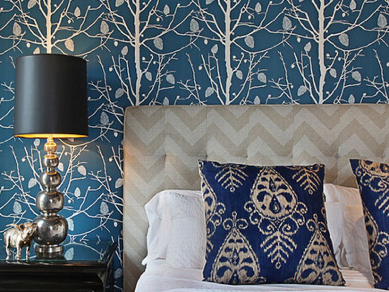 24 Stunning Blue Bedroom Ideas