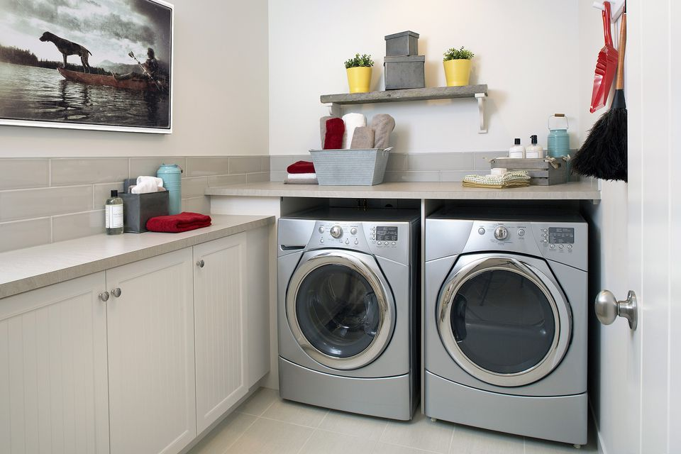 5 best paint colors for your laundry room Best Laundry Room Colors