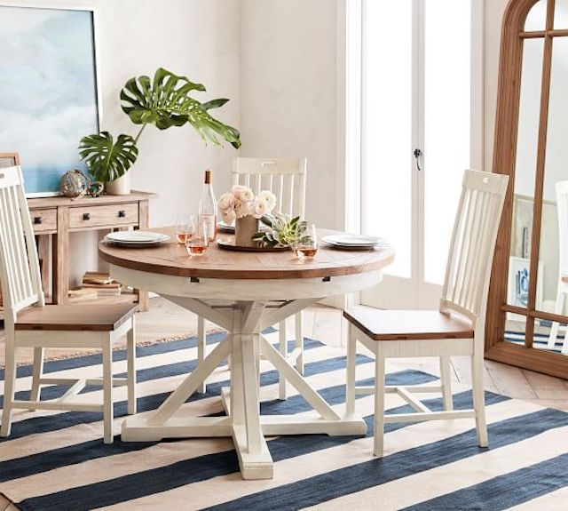 The 8 Best Round Dining Tables Of 2021