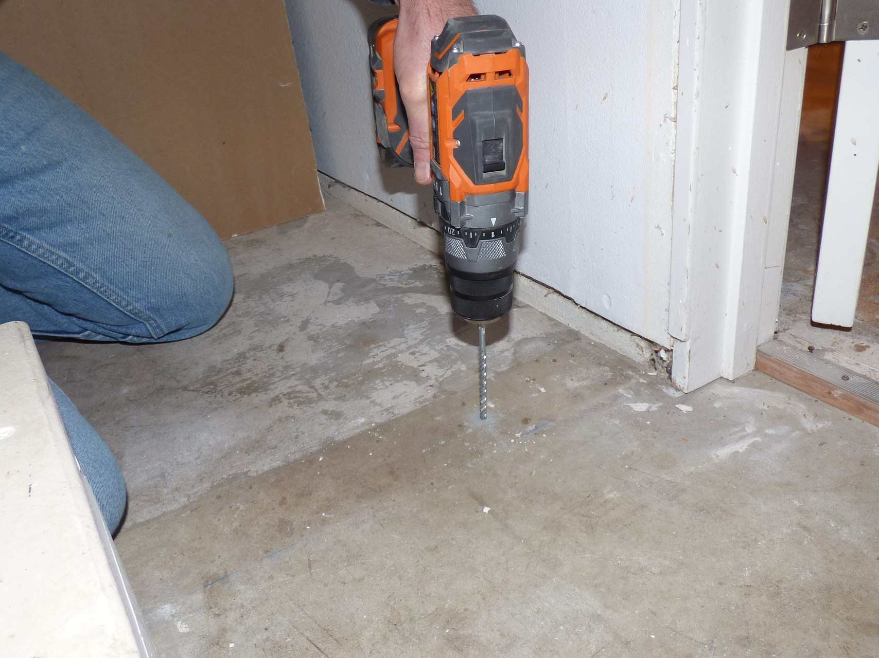 Best Of Square Hole In Basement Floor