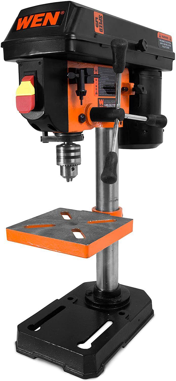 4208 8-Inch 5-Speed Drill Press