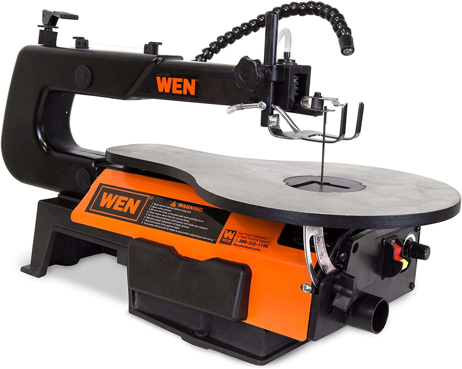 16-Inch Variable-Speed Scroll Saw