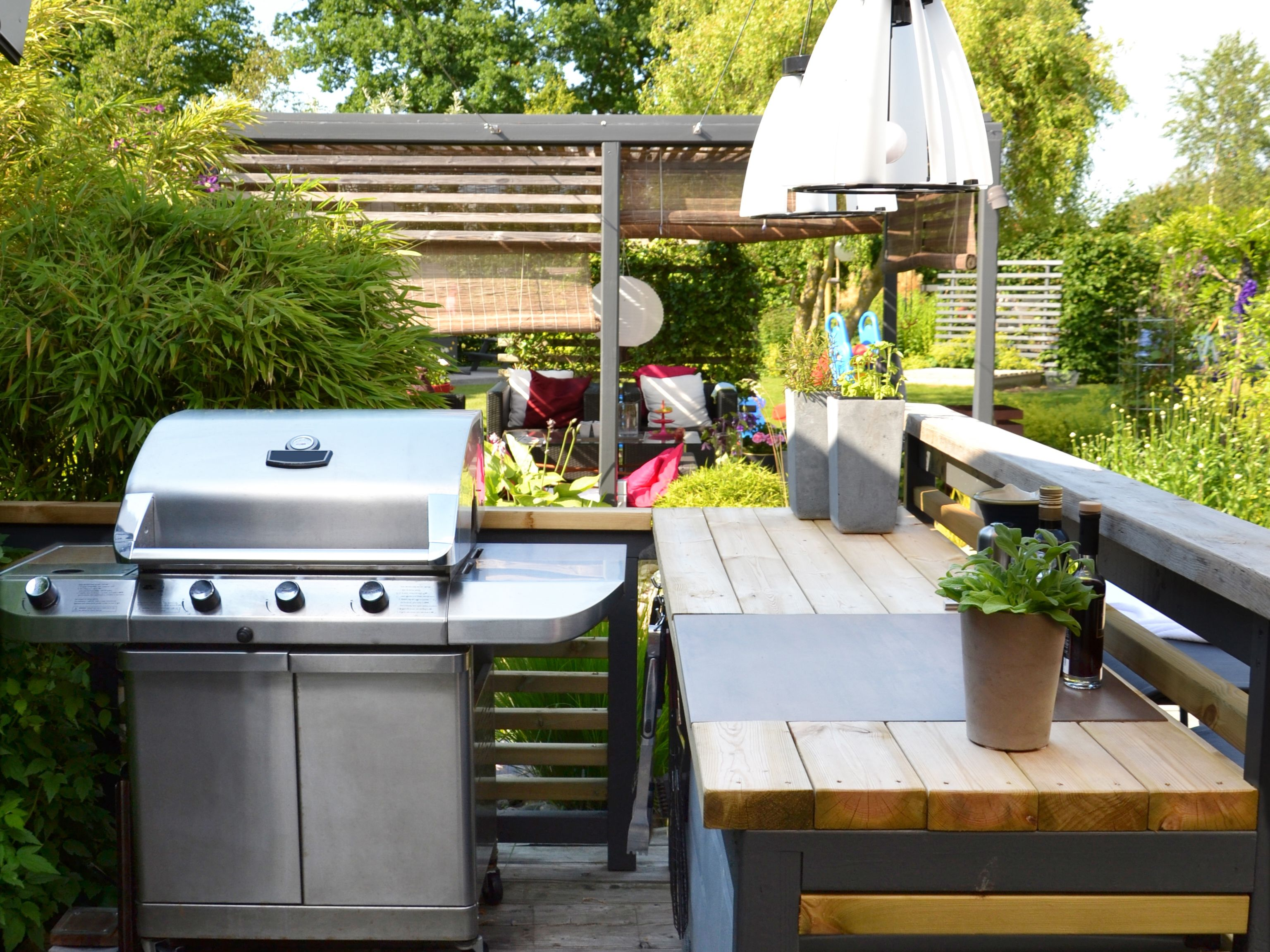 5 Best DIY Outdoor Kitchen Plans