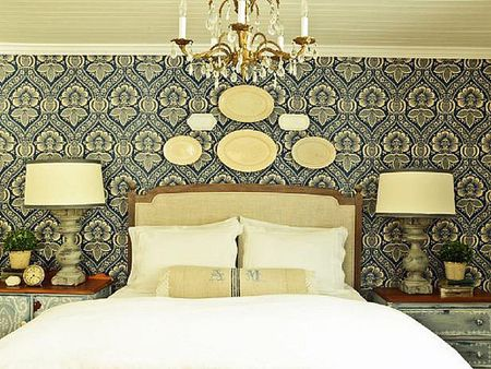 Cover Bedroom Walls With Fabric
