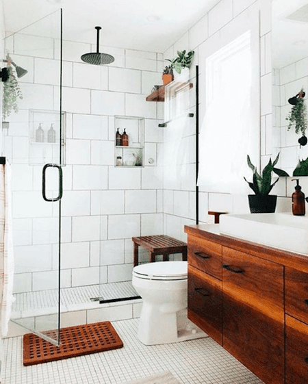 15 Beautiful Small Bathroom Designs