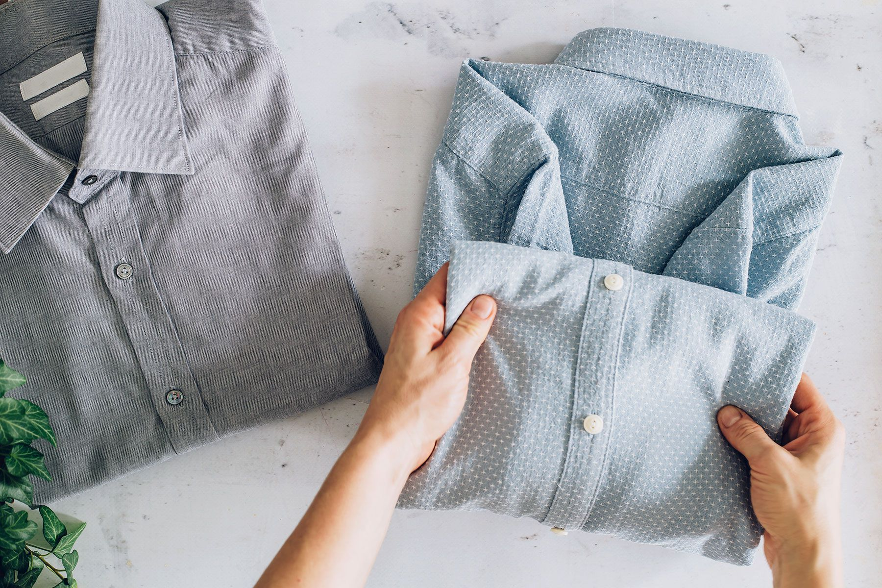 6 Clothes Folding Techniques That Save Space