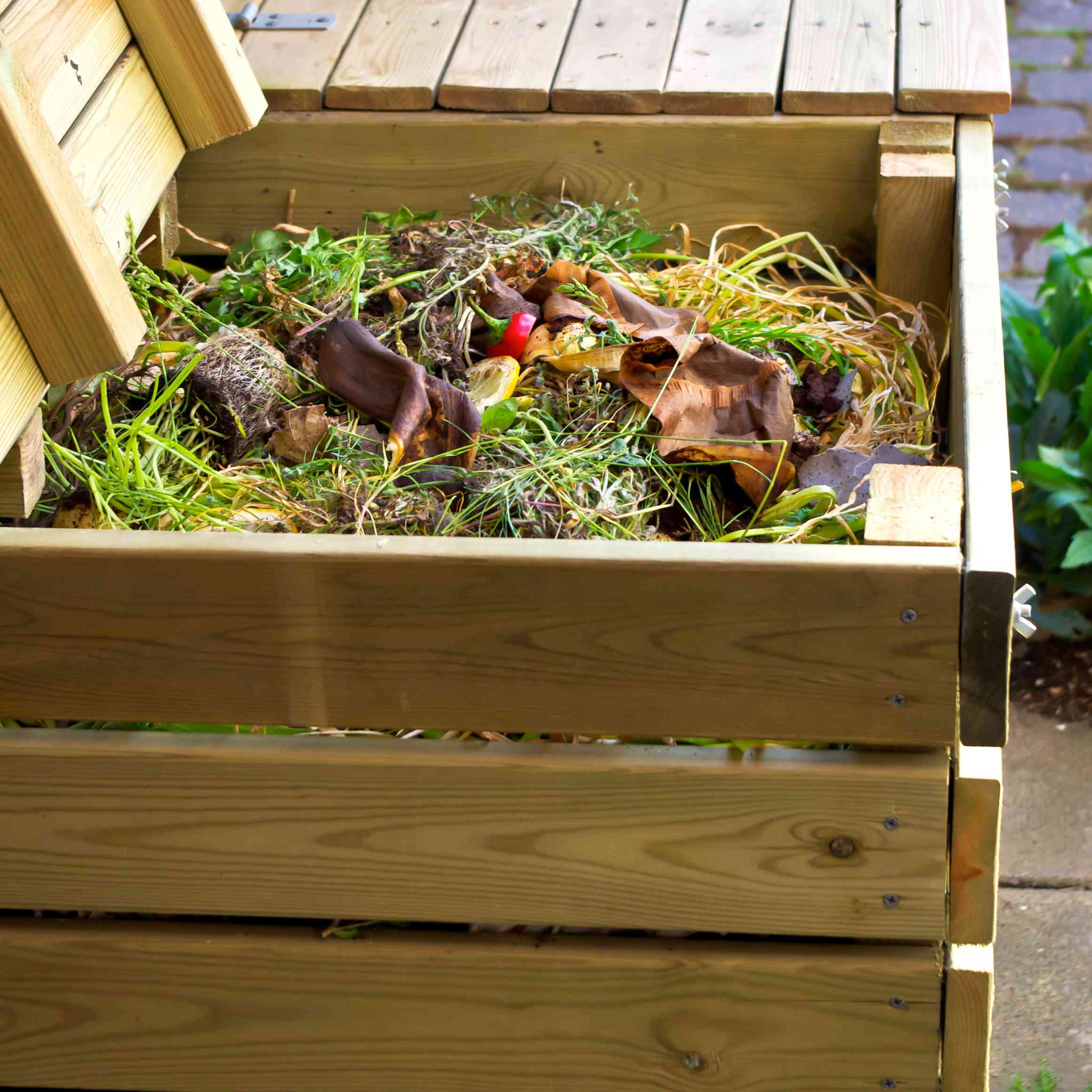 Build a Compost Box