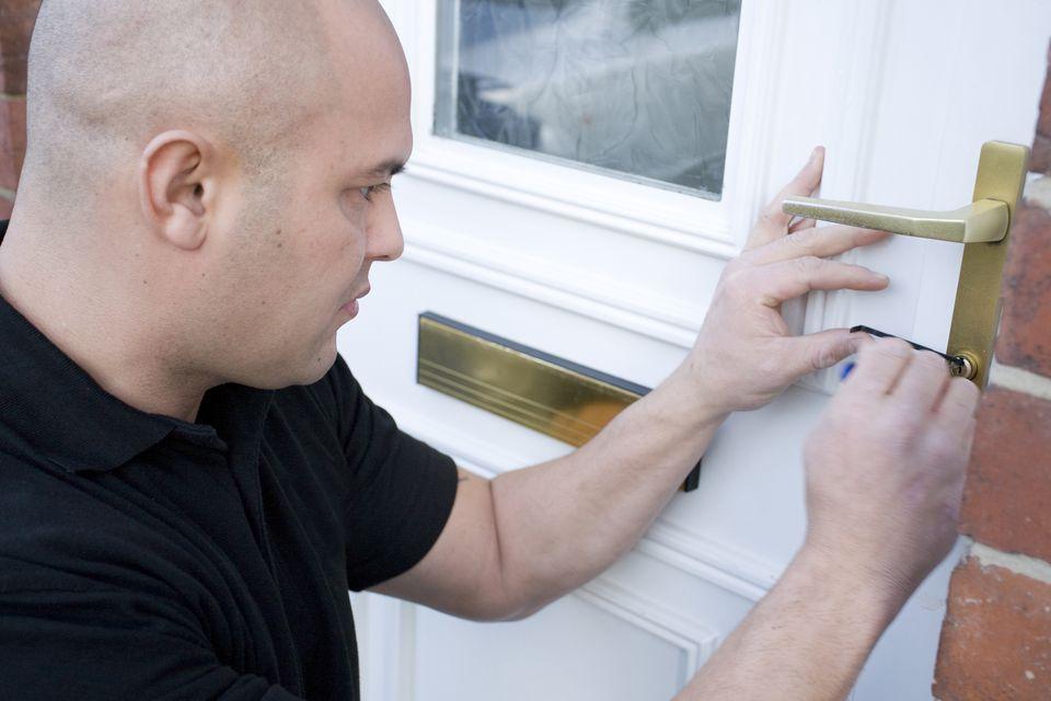 Removing an Exterior Door