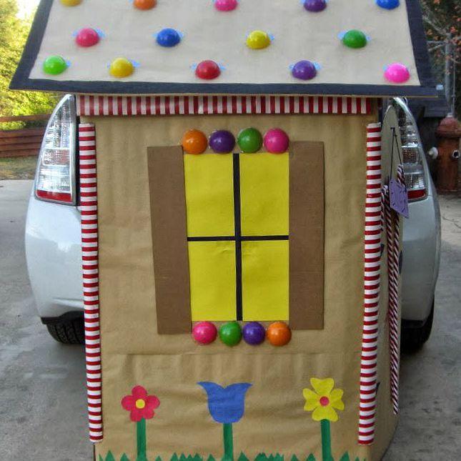 trunk or treat car decor ideas