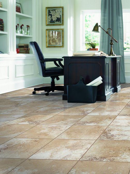 oficina de cerámica suelo