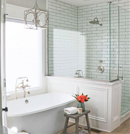 Clic Subway Tile Shower