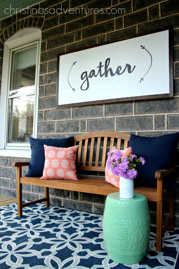 Trends of Outdoor Decor Ideas Diy Web This Year @house2homegoods.net