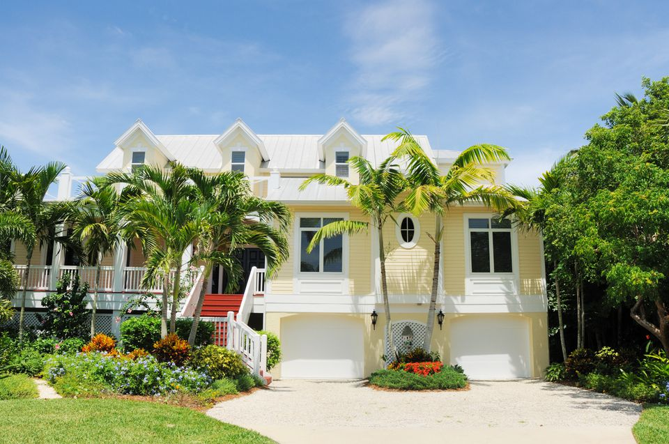 Beautiful Beach House on Sanibel Island Florida