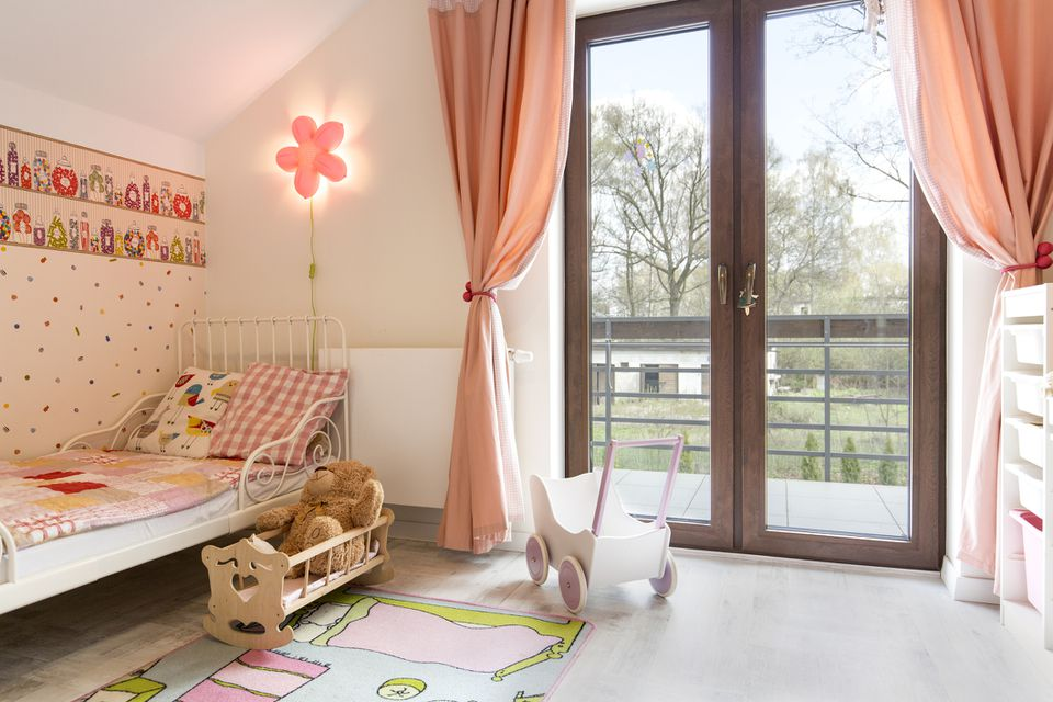 Cosy room for little princess
