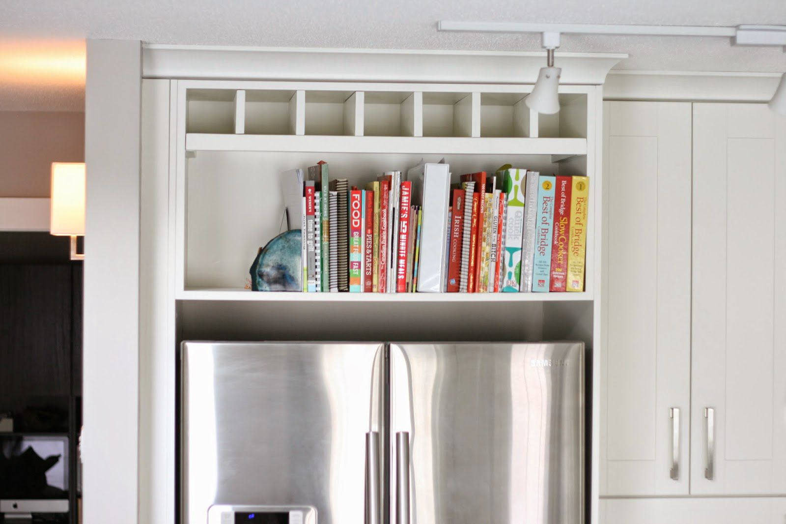 Cookbook Display And Storage Ideas